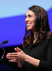 New Zealand Prime Minister Jacinda Ardern Kicks Off Inclusion Summit With Call to Action