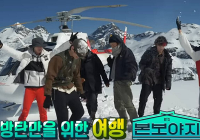BTS releases first episode of their Bon Voyage travel show filmed in New Zealand