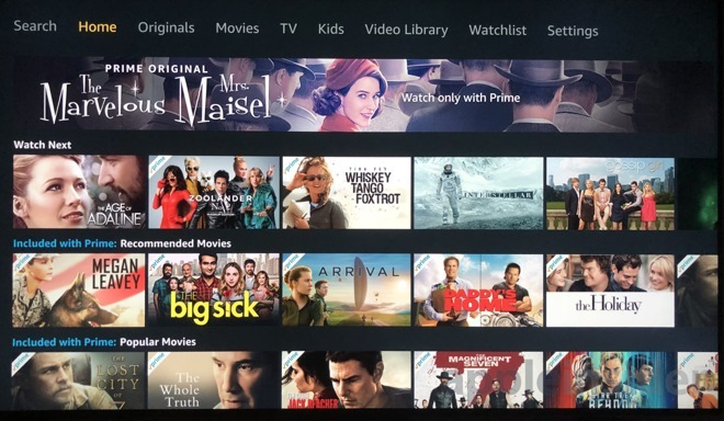 Amazon S Prime Video Cinema Hub To Corral New Theater Releases Kiwi Content Cafe