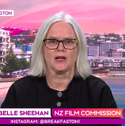 Influx of movie industry workers will 'supercharge' NZ's economy, Film Commission says
