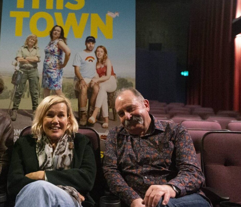 Kiwi film stars applaud Timaru audience as Covid-19 chews box office receipts