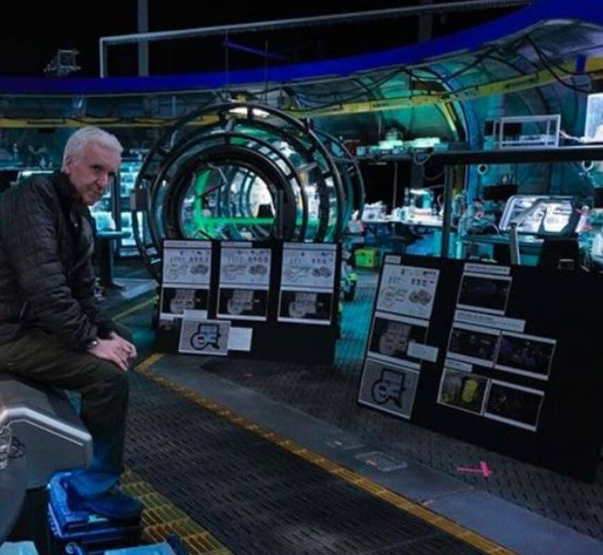 Avatar producer praises Kiwi crew for their artistry, shares picture of James Cameron on set
