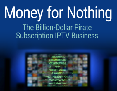 REPORT: Illegal pirate subscription services become a billion dollar industry in the United States