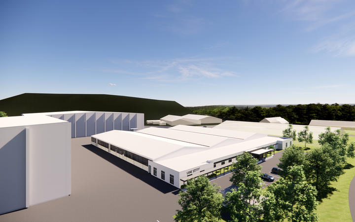 New $45m film studio planned for Upper Hutt near Wellington