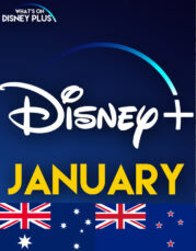 What's Coming To Disney+ In January (Australia/New Zealand)