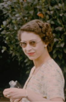 The Queen as you've never seen her before: Candid 1953 home movie shot in New Zealand surfaces