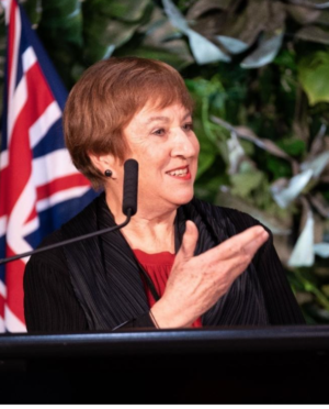 Dr Ruth Harley Reappointed As Chair Of NZ On Air