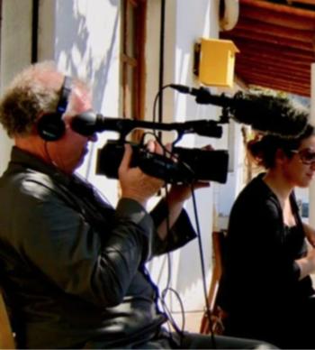 A different type of veteran: New Zealand film maker John Irwin on the ANZAC trail in Greece