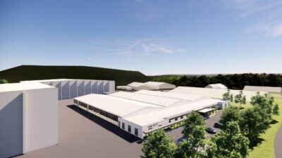 Upper Hutt set to attract international film productions with $45m studio under construction