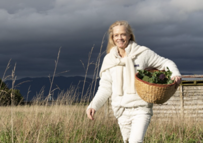 Suzy Amis Cameron on why she and husband James have put down roots in New Zealand