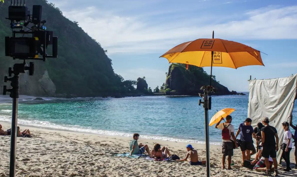 Indonesia's Bali draws investor interest to build film studios