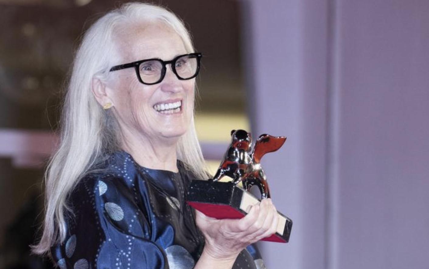 Jane Campion wins best director at Venice Film Festival
